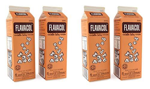 Concession Essentials Flavacol Popcorn Season Salt Pack of 2 Cartons for sale online