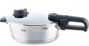 Fissler Vitavit Premium 620 701 04 000 Pressure Frying Pan 4.5 litres 26 cm