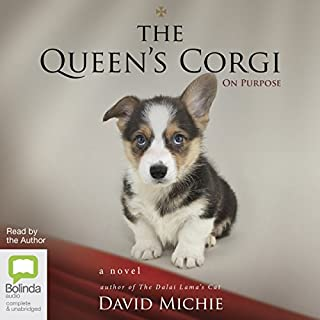 The Queen's Corgi cover art