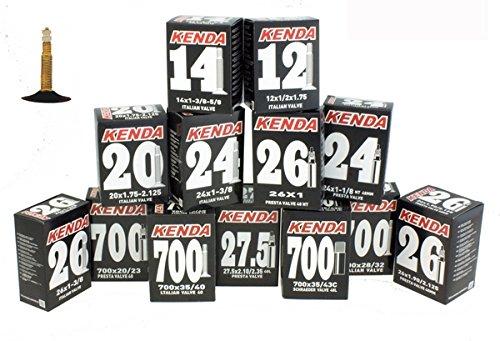 Kenda Fahrradschlauch 29x 1.90–2.30Ventil Frankreich/Presta 40mm NEU Konfektion Inner Tube 29x 1.90–2.3040mm disassemblable French/Presta Valve in Box
