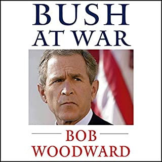 Bush at War audiobook cover art
