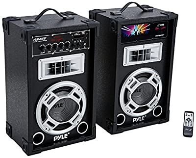 Pyle 800 Watt 2-Way Speaker Systems