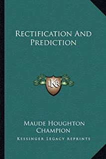 Rectification and Prediction