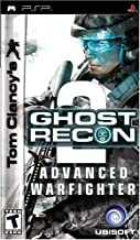 Tom Clancy's Ghost Recon Advanced Warfighter 2 - Sony PSP [video game]
