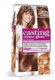 L'Oréal Paris Casting Crème Gloss Coloration Ton Sur Ton Sans Ammoniaque 6.35 Chocolat Bonbon