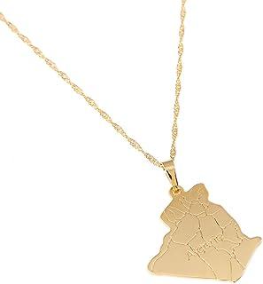 Pendentif Etoile De David or - Unisex 9 Carats or 375//1000 Diamantly Enfant -Bebe-Adulte
