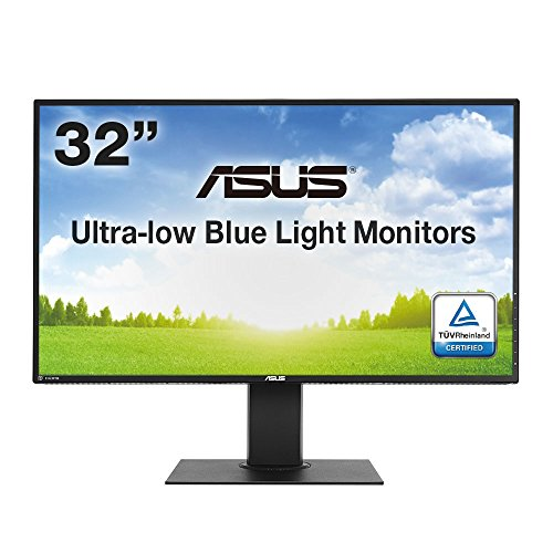 "ASUS PA328Q 32"" Black 4K Ultra HD Matt"