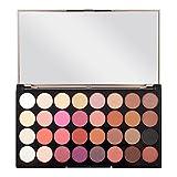 Makeup Revolution London Palette con 34 Ombretti Ultra Professionali, Flawless 4-626 g