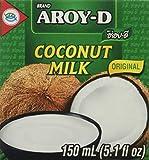 Aroy-D Leche de Coco (UHT) 19% degrasa 72x150ml
