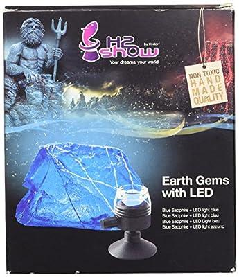 Hydor H2Show Earth Gems with LED for Aquarium