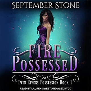 Fire Possessed audiobook cover art
