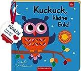 Mein Filz-Fühlbuch: Kuckuck, kleine Eule!: Fühlen und die Welt begreifen
