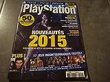 JEUX VIDÉO NEWS HORS-SÉRIE N°2 !! 'NOUVEAUTÉ 2015 !!' LES 50 MEILLEURS JEUX PLAYSTATION PS4/PS3/PSN/VITA