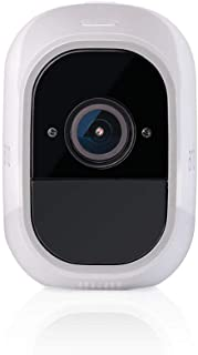 (Renewed) Arlo Pro 2 VMC4030P-100NAR Wireless Home Security Camera, Rechargeable, Night Vision, Indoor/Outdoor, 1080p, 2-Way Audio, Wall Mount, Add-On Camera, White