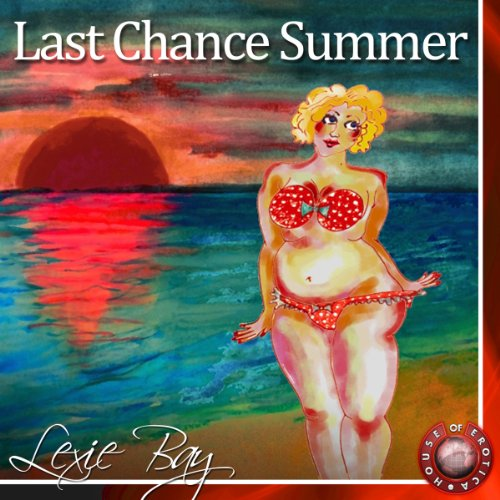Last Chance Summer audiobook cover art