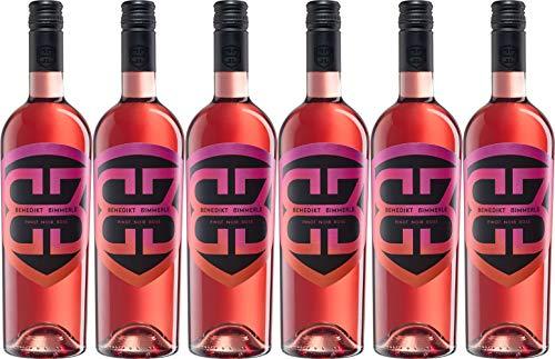 Bimmerle Pinot Noir Rosé - Benedikt Bimmerle 2019 (6 x 0.75 l)