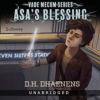 Asa's Blessing audiobook cover art