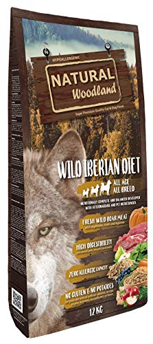 Pienso Perro Natural Diet Marca Natural Greatness
