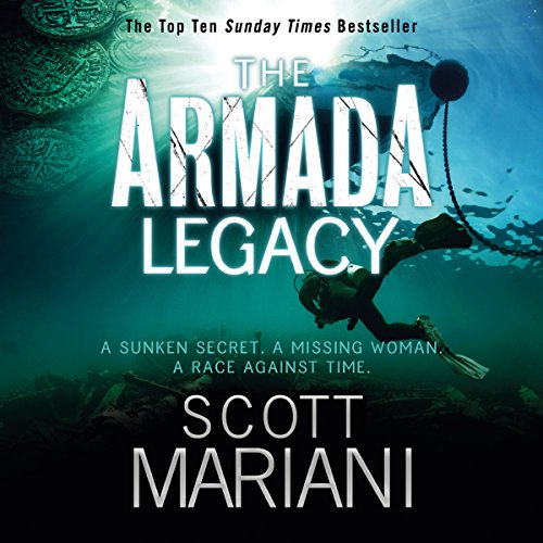 The Armada Legacy audiobook cover art