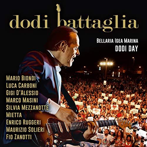Dodi Day Bellaria Igea Marina Live (+Book 32 Pagine Di Fotografie E Testo)