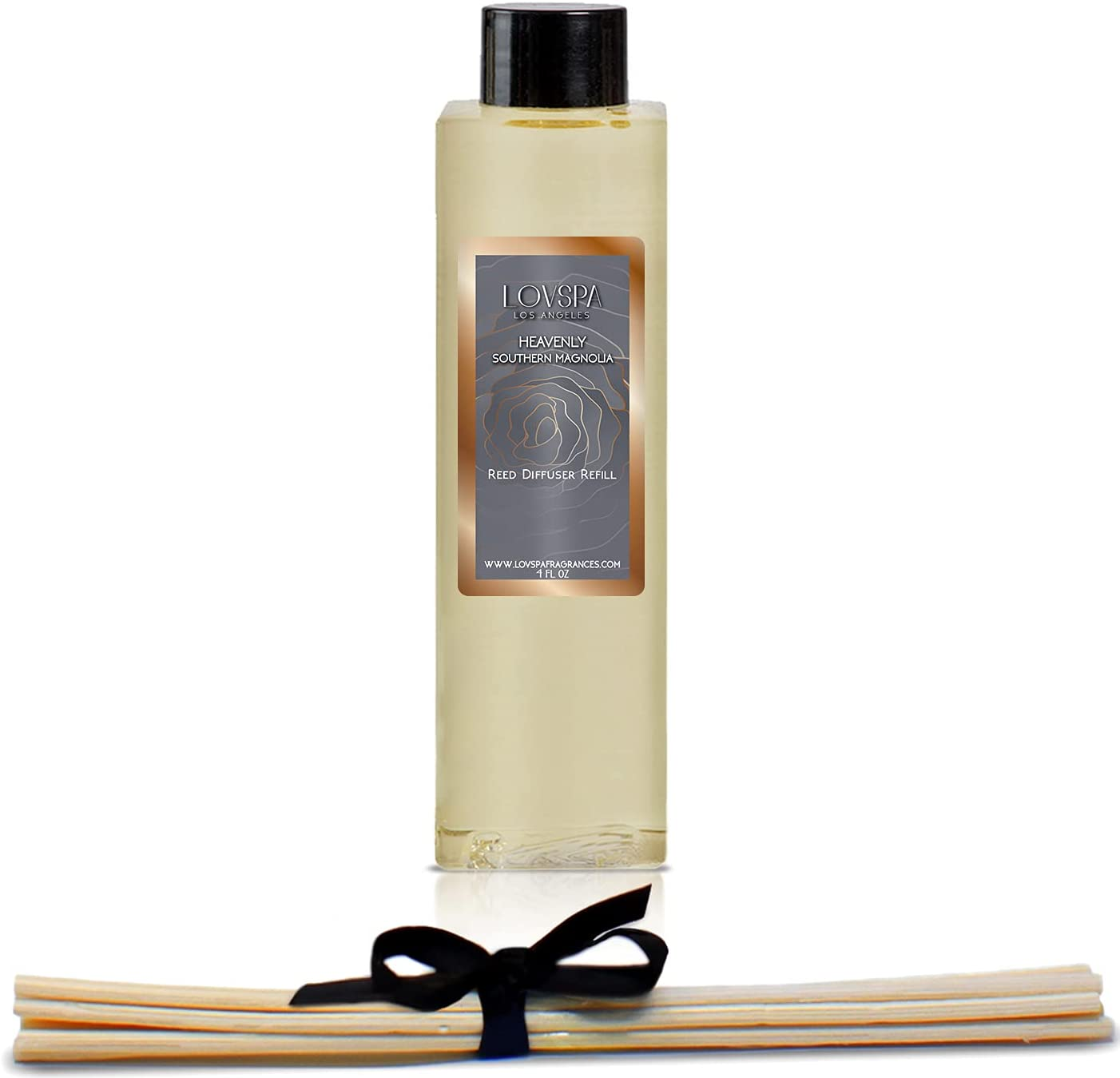 LOVSPA Heavenly Great interest Southern Magnolia Cheap SALE Start Reed Oil with Diffuser Refill