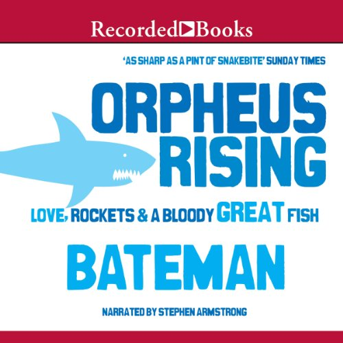 Orpheus Rising audiobook cover art
