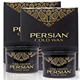 Persian Hair Removal Cold Wax Kit (240 ml), Pack of 2