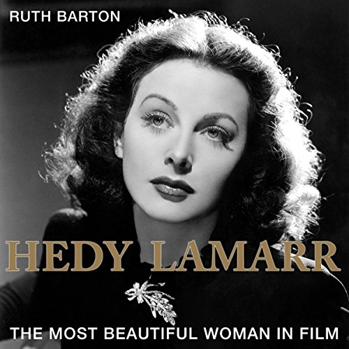 Hedy Lamarr audiobook cover art