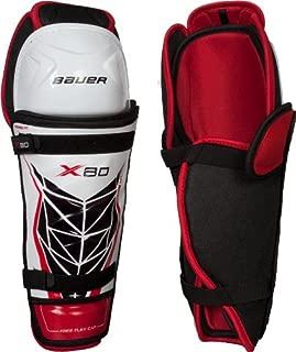 Bauer Vapor X80 Junior Shin Guards Big Kids