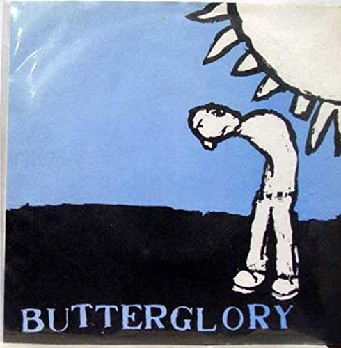 BUTTERGLORY ALEXANDER BENDS / LUNA / BIKE / TWO KINGS ONE QUEEN / POCKET OF SCABS 45 rpm single