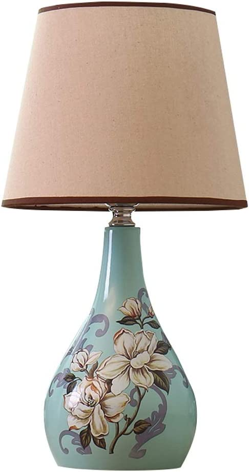 HONGFEISHANGMAO Desk Lamps European-Style sold out Lamp Table Bed Bedroom Over item handling ☆