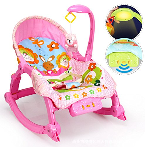 BEST FOR KIDS - - L68102 Classic 2in1 Swing Seat Deluxe avec fonction musique