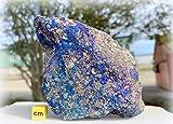 Calcopyrite, cristallo di guarigione minerale esemplare certificato SilverGeo® ✔️100% originale.