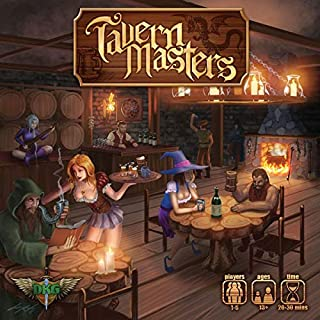 tavern masters card game