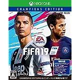FIFA 19 Champions Edition 【限定版同梱物】•ジャンボプレミアムゴールドパック最大20個 •UEFA CHAMPIONS LEAGUE GOLD PLAYER PICK •7試合FUTレンタルアイテムのNeymar •7試合FUTレンタルアイテムのCristiano Ronaldo •FIFAサウンドトラックアーティストがデザインしたスペシャルエディションのFUTユニフォーム 同梱 - XboxONE