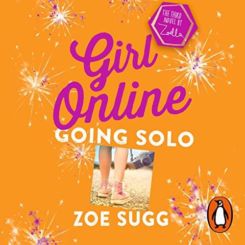 Girl Online audiobook cover art