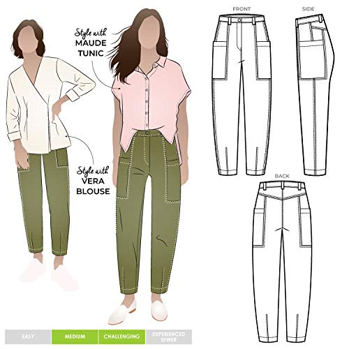 Style Arc Victor Gewebte Jeans (Größen 18-30)