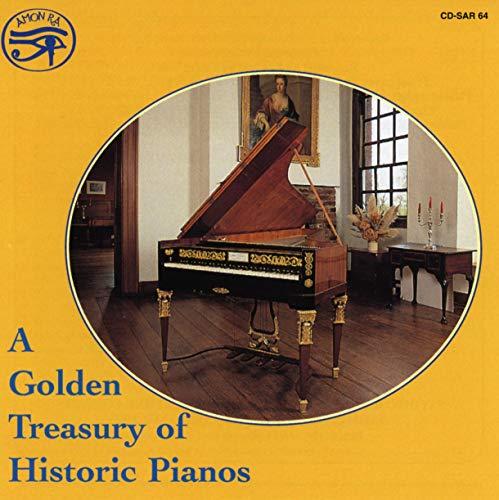 A Golden Treasury of Historic Pia