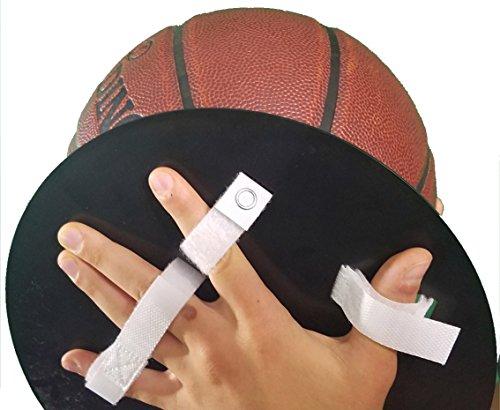 HOOPSKING Smooth Shooter de Baloncesto Negro