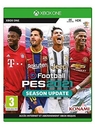 Konami EFootball PES 2021 (Xbox)