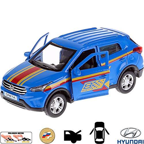 Diecast Metal Model Car Hundai Creta Sport Toy Die-cast Cars -  Russian Toys, CRETA-S