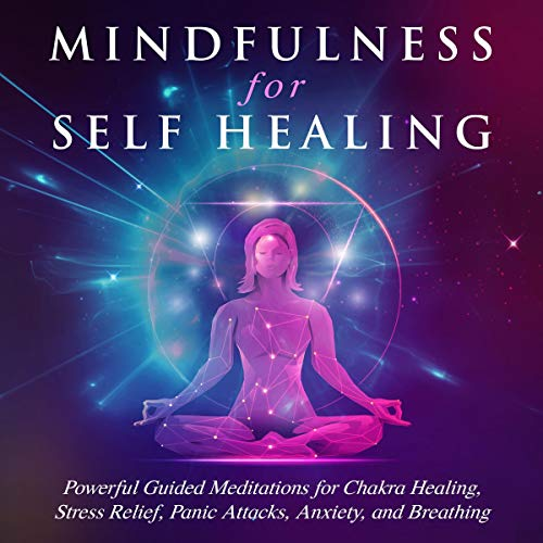 Mindfulness for Self Healing audiobook cover art