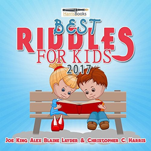 Best Riddles for Kids 2017 audiobook cover art