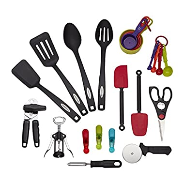 Farberware 22-Piece Essential Tool and Gadget Set