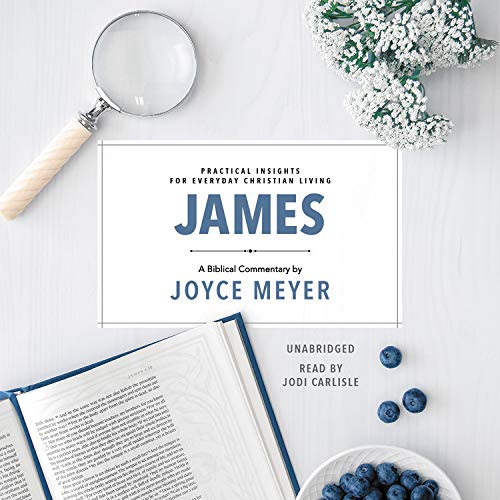 James: Biblical Commentary cover art