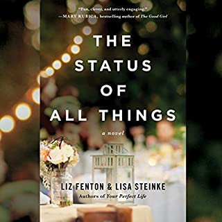 The Status of All Things audiobook cover art