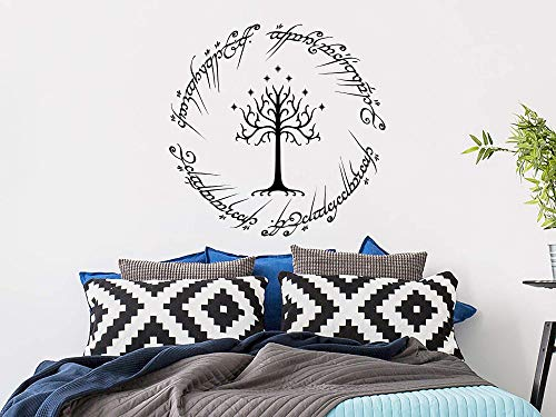 If you choose a lord of the rings baby name, you have to buy this wall decal!