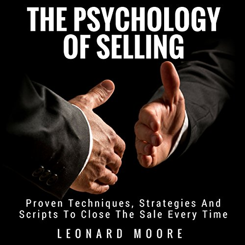 Persuasion: The Psychology of Selling audiobook cover art