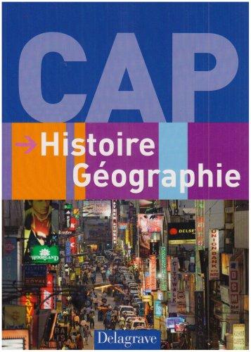 Histoire-Géographie CAP