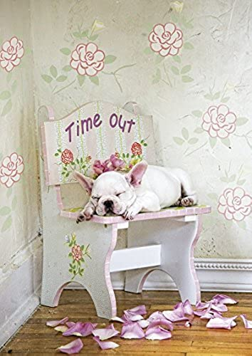 Taking Time Out, Lisa Jane - Educa 500 Piece Puzzle by Educa